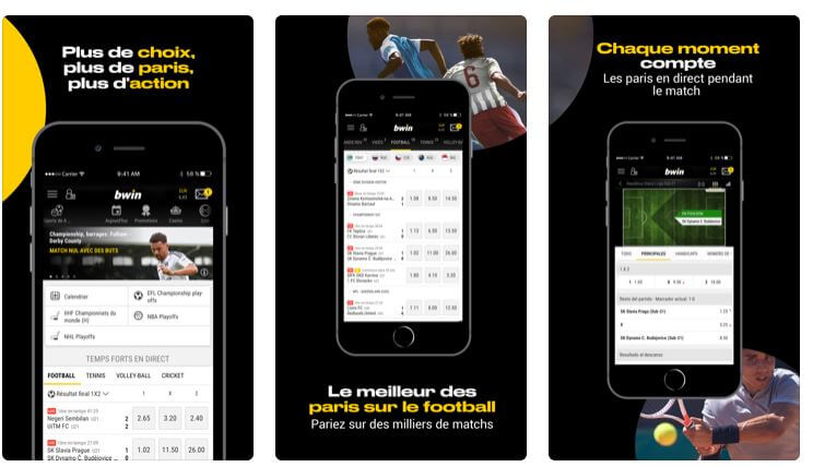 bwin mobile ios