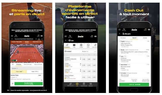 bwin mobile android